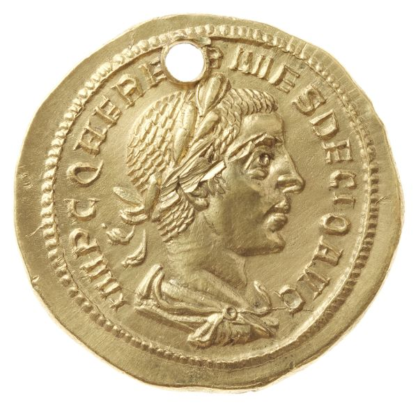 Online Coins of the Roman Empire: Search